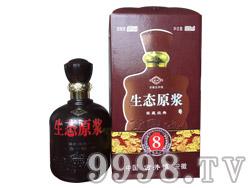 百年盛池生态原浆酒窖藏经典8
