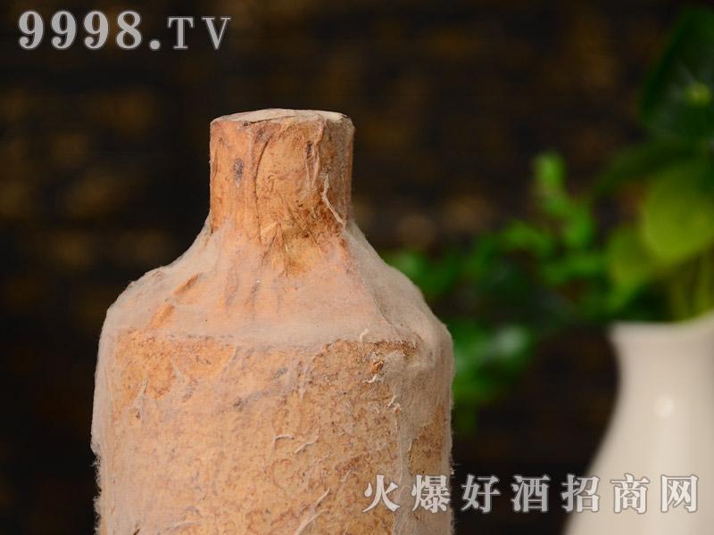 茅台镇 任意门 洞藏老酒一斤瓶装(瓶口)