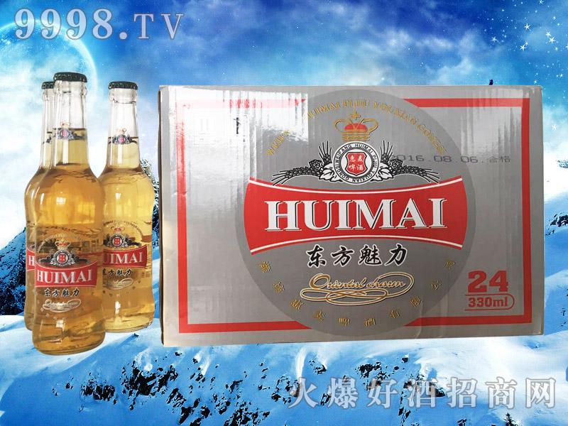 惠麦啤酒东方魅力330ml