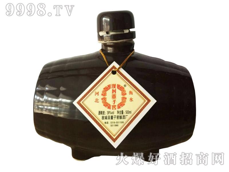 汉封董子窖酒500ml