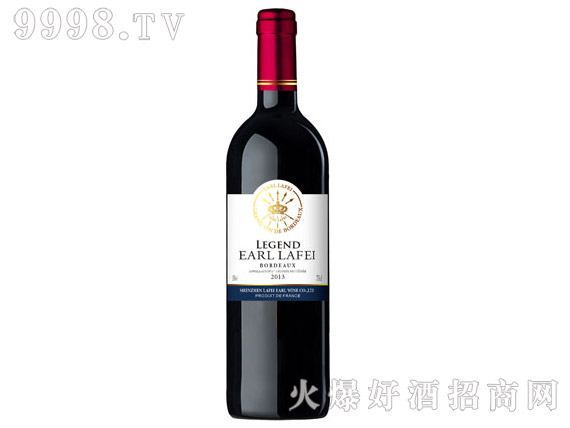 拉菲传奇干红葡萄酒2013