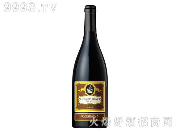 法国波尔多红葡萄酒(黄标)