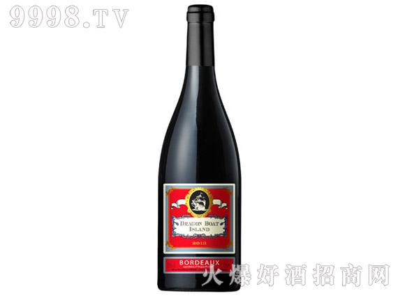 法国波尔多红葡萄酒(红标)