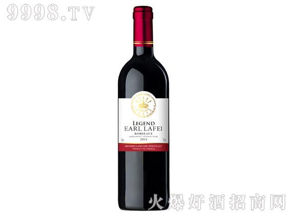 拉菲传奇干红葡萄酒2014