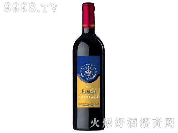 拉菲干红葡萄酒2012(蓝标)