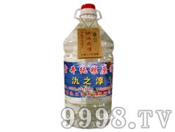 �鹬�淳古井纯粮原酒52度