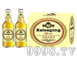 凯撒宫啤酒500ml(瓶装)