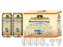 凯撒宫啤酒500ml(罐装)