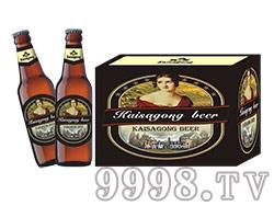 凯撒宫啤酒330ml(棕瓶)