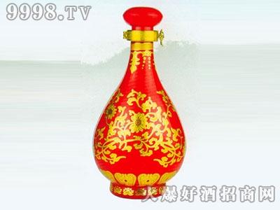 无锡喷涂彩瓶彩绘RJ-CP-050