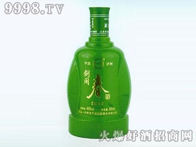 无锡喷涂彩瓶剑南春酒RJ-CP-057