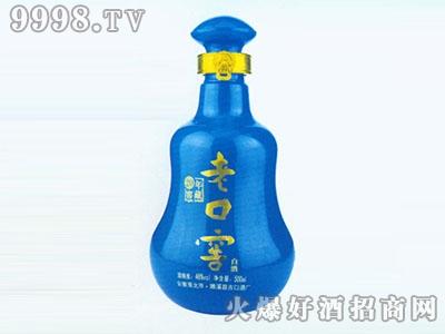 无锡喷涂彩瓶老口窖酒RJ-CP-055