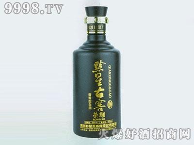 无锡喷涂彩瓶黔星古窖酒RJ-CP-071