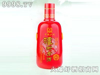 无锡喷涂彩瓶泸州老酒RJ-CP-079