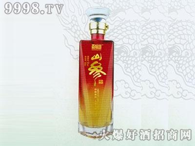 无锡喷涂彩瓶山参酒RJ-CP-045