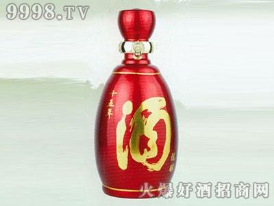 无锡喷涂彩瓶十五年陈酿酒RJ-CP-059
