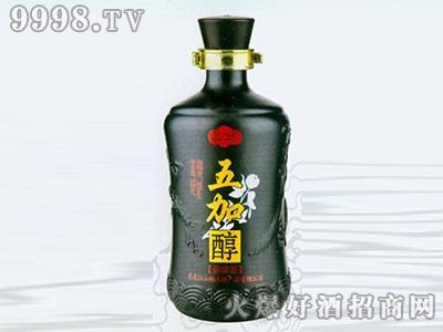 无锡喷涂彩瓶五加醇酒RJ-CP-040