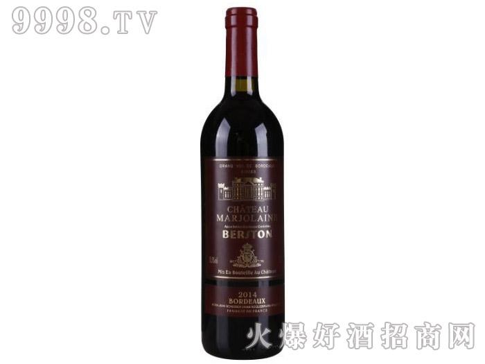 贝松圣殿之城干红葡萄酒