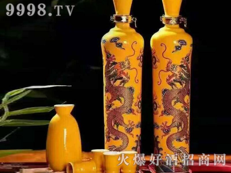 金井福酒龙腾盛世