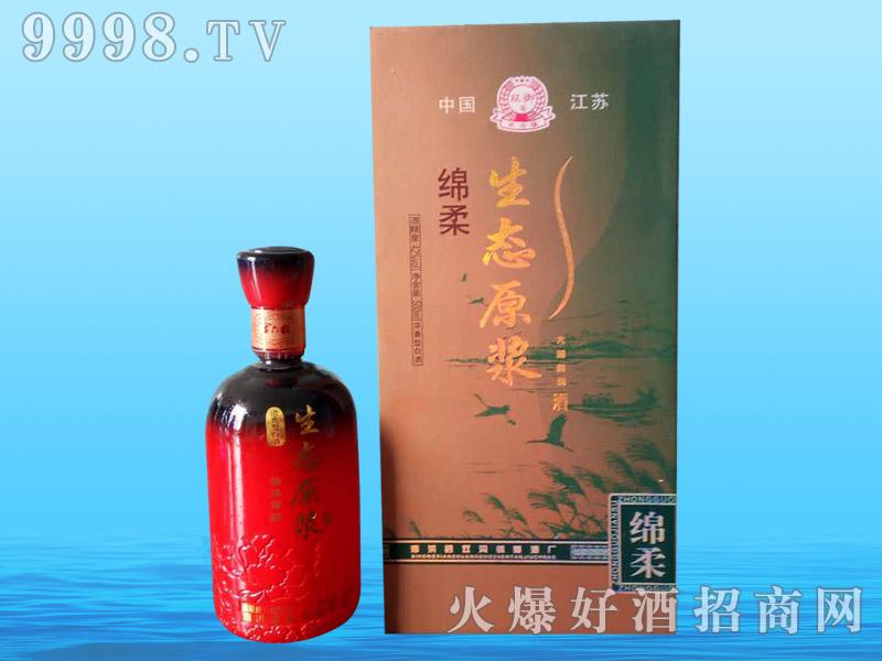 双沟宴酒・生态原浆(绵柔)