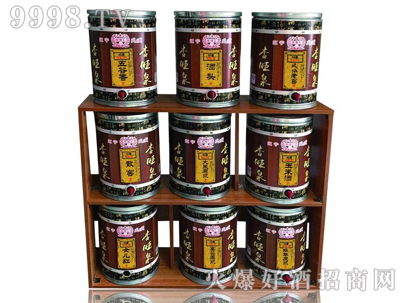 杏旺泉散酒50斤