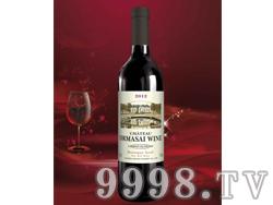 欧曼莎葡萄酒・2012精品级