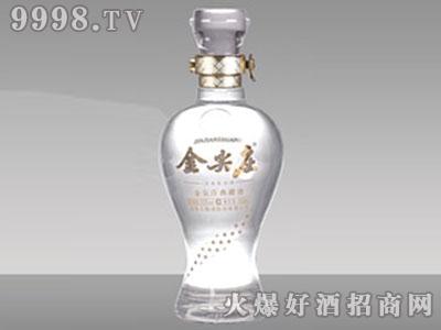 瑞升玻璃金尖庄酒酒瓶