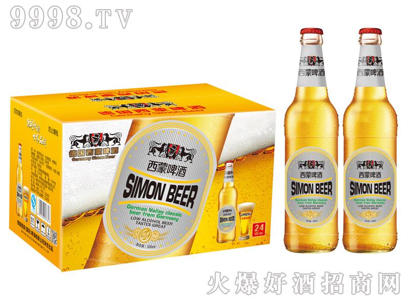 330毫升德国西蒙啤酒(黄)