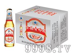 百花青啤酒330ml