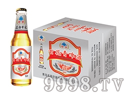 百花青啤酒500ml