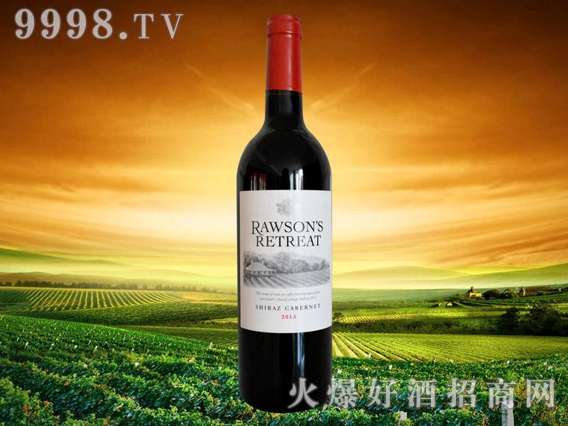 澳大利亚奔富洛神山庄设拉子赤霞珠干红葡萄酒2015