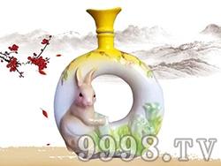 金酱世家酒・生肖兔