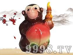 金酱世家酒・金猴抱桃