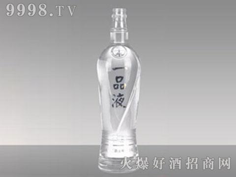 白玻璃瓶R-023一品液500-700-1000ml