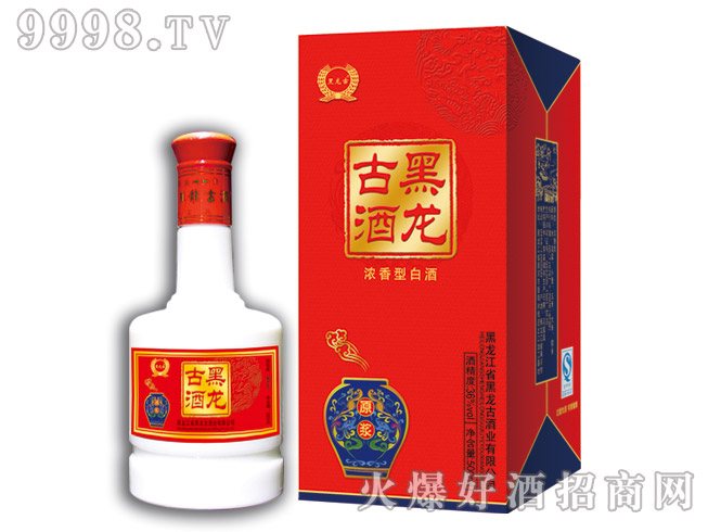 龙玺原浆酒
