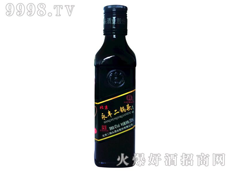 北京永丰牌黑方系列・二锅头酒200ml