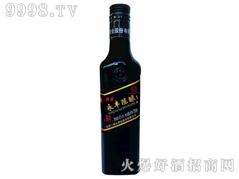 北京永丰牌黑方系列・陈酿酒550ml