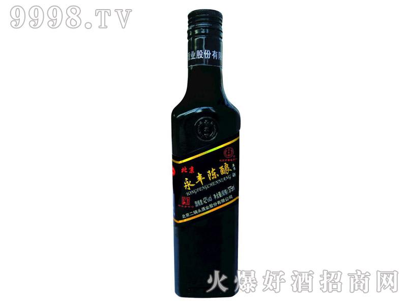 北京永丰牌黑方系列・陈酿酒375ml