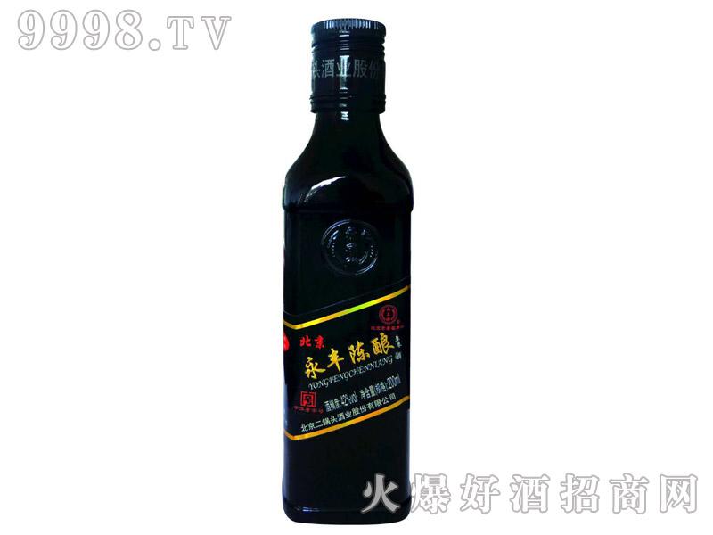 北京永丰牌黑方系列・陈酿酒220ml