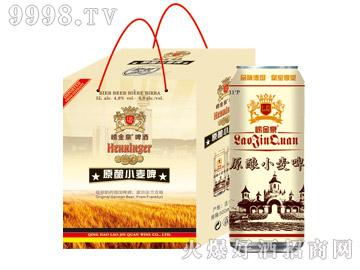 原酿小麦啤500ml