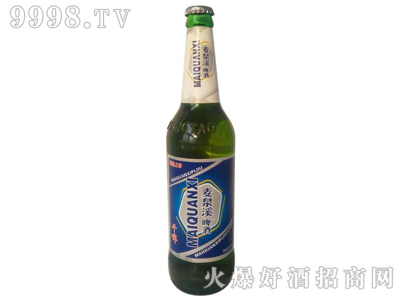 麦泉溪啤酒干啤(新品上市)
