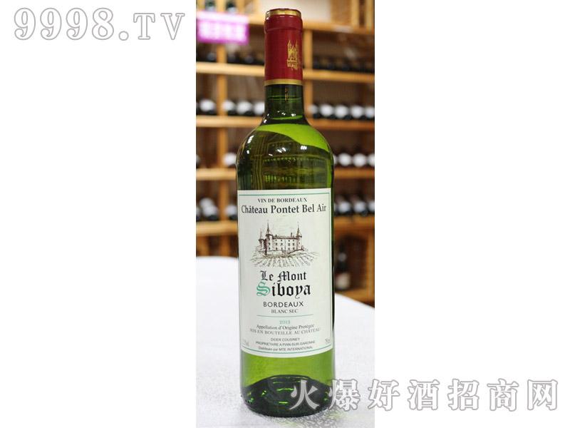 法国思博雅乐丘干白葡萄酒