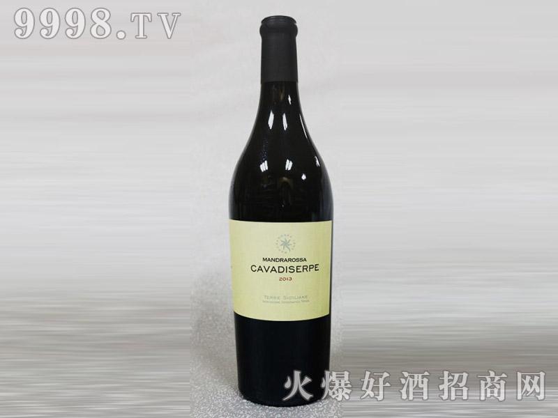 意大利卡瓦迪塞普干红葡萄酒