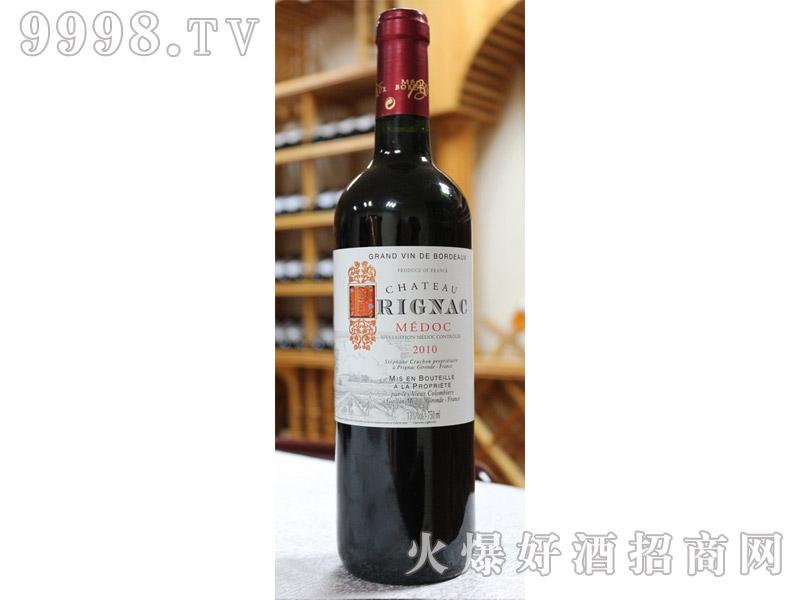 法国派克城堡干红葡萄酒