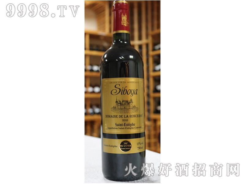 法国思博雅吉瑞城堡干红葡萄酒