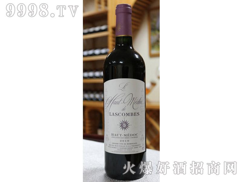 法国力士金干红葡萄酒