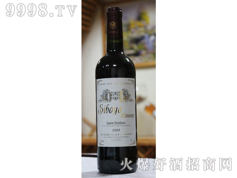 法国思博雅伯努特干红葡萄酒