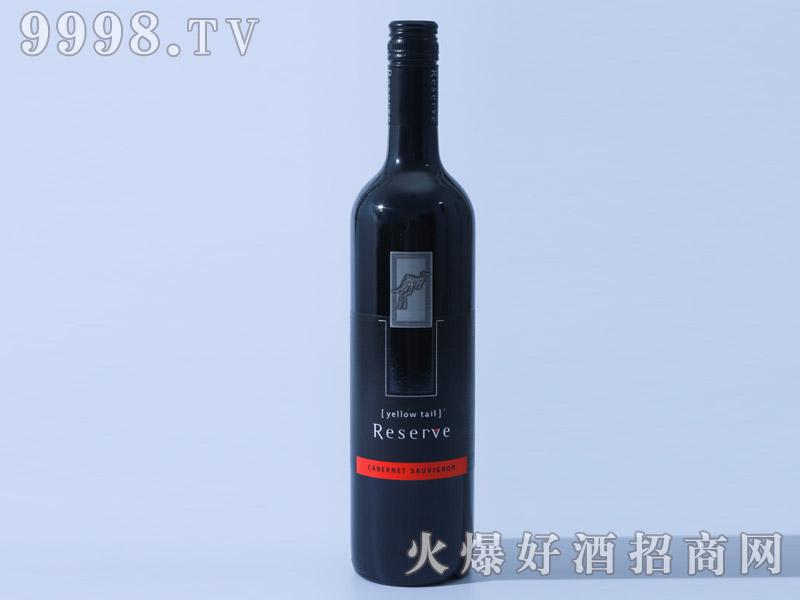 澳洲黄尾袋鼠珍藏赤霞珠干红葡萄酒
