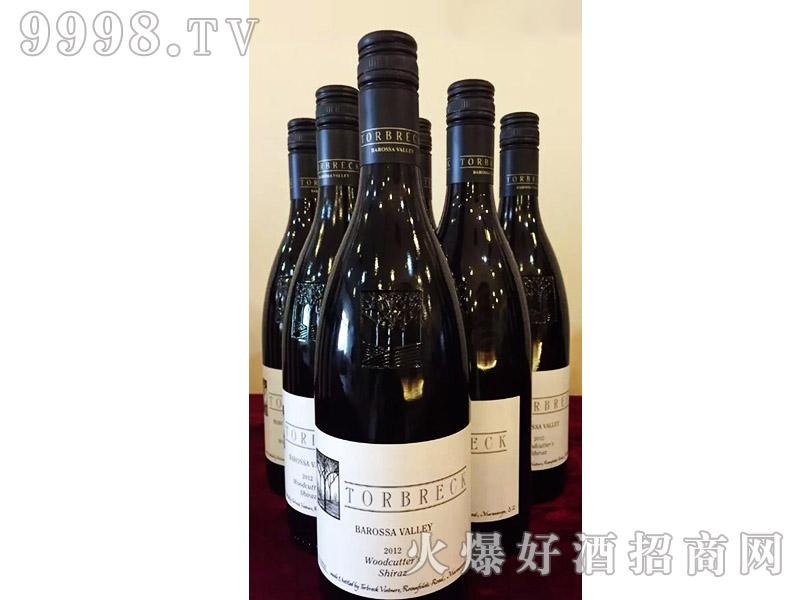 澳洲托布雷伐木者干红葡萄酒