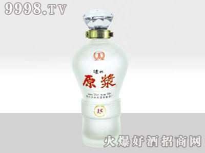 华信高白玻璃瓶商务酒泸州原浆酒AX-229 500ml